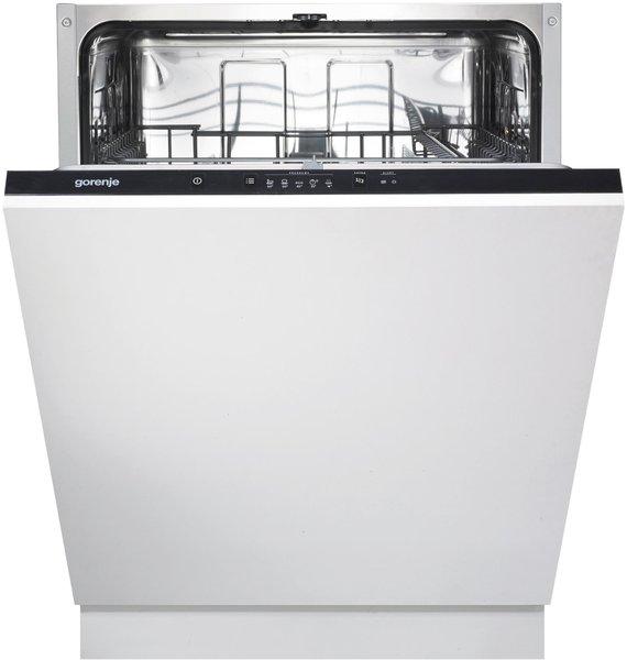 Встраиваемая посудомоечная машина 45 см Gorenje GV62010