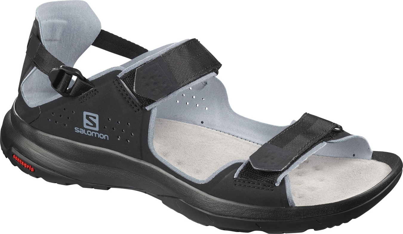 Сандалии женские Salomon Tech Sandal Feel черные 8.5 UK