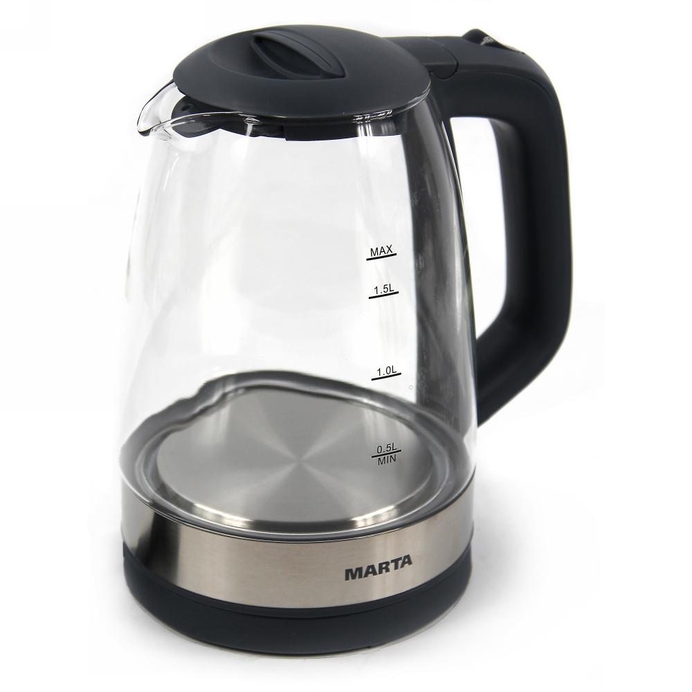 Чайник электрический Marta MT 1098 Black