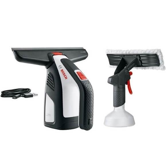 Стеклоочиститель Bosch GlassVAC Solo Plus Grey/Black