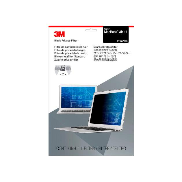 Экран защиты информации для ноутбука 3M PFNAP006