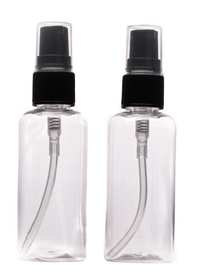 Дорожный набор бутылочек для косметики Verona Ultima,