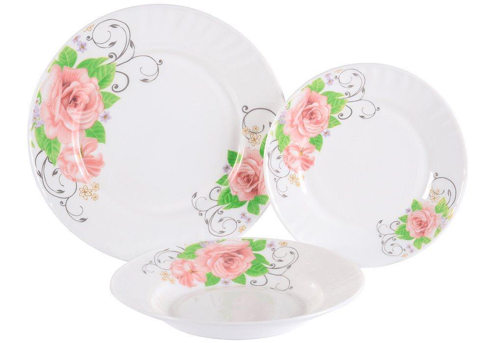 Набор столовой посуды 18 предметов Rosenberg