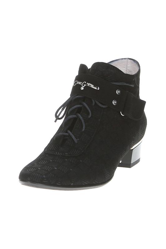 Ботинки женские Giada Gabrielli 5045 черные 36 RU.