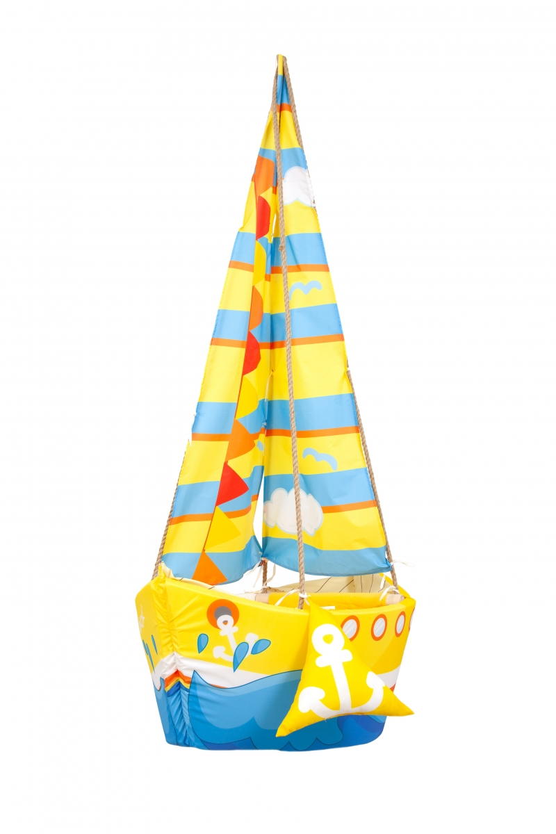 Игровой набор Солнечная Яхта для подвесных качелей Hotenok