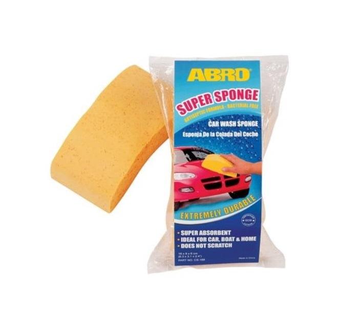 Губка Abro Super Sponge (16*8*6 См)