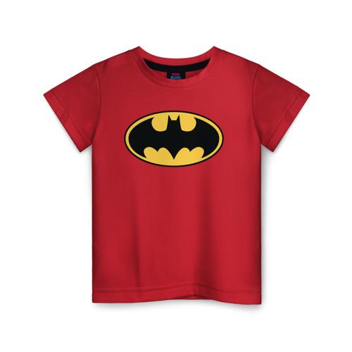 Детская футболка ВсеМайки Batman, размер 116 VseMayki.ru