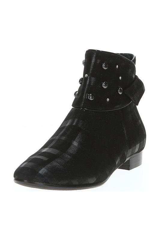 Ботинки женские Giada Gabrielli 3089 черные 36 RU.