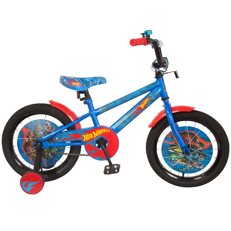 Велосипед 1 TOY ВН16139 Hot Wheels 16'' 1toy