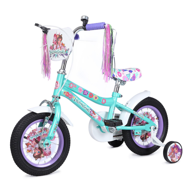 Велосипед 1 TOY ВН12174 Enchantimals 12'' 1toy