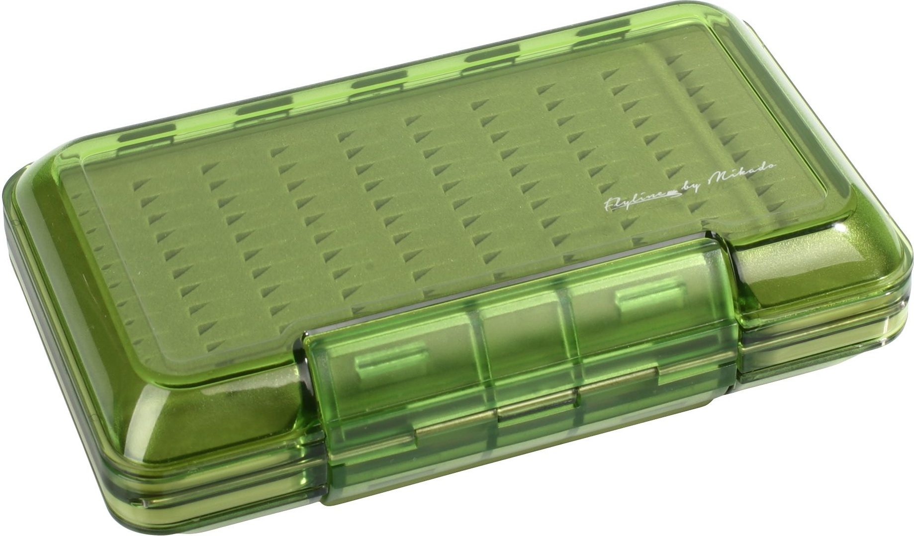 Коробочка для нахлыстовых мушек Mikado UAM-078B (15.8 x 9.8 x 4 см.)