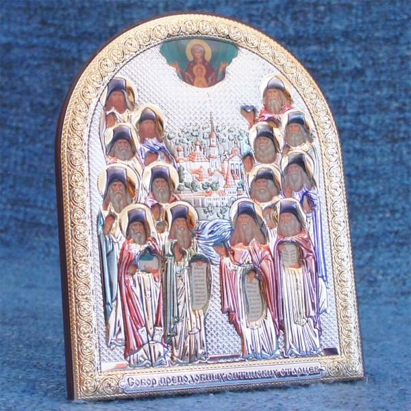 Икона Оптинские Старцы, Beltrami, 6495/4OT