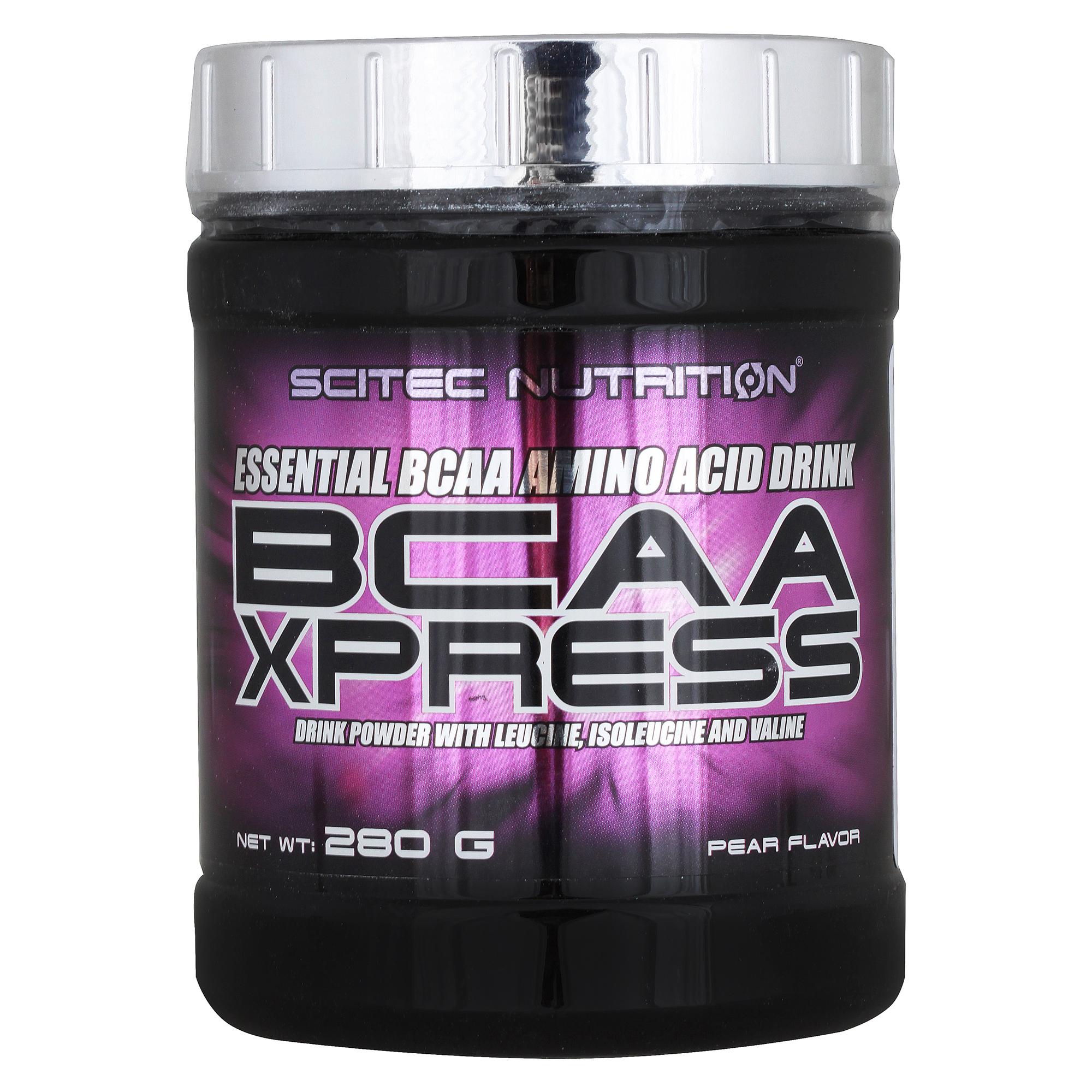 Scitec Nutrition Аминокислоты BCAA Xpress, 280 г, вкус: груша
