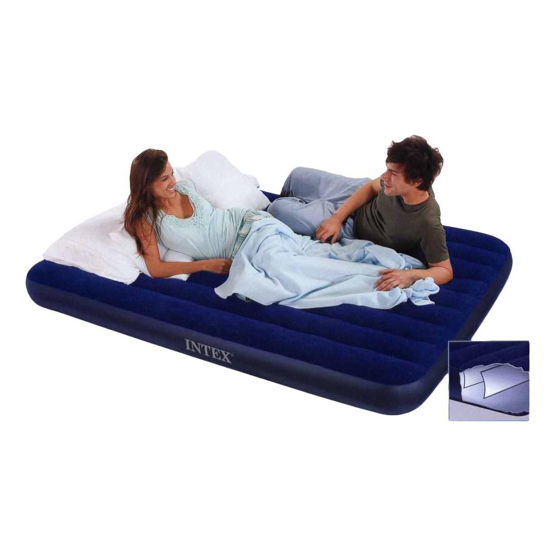 Надувная кровать Intex Downy int68759 фото