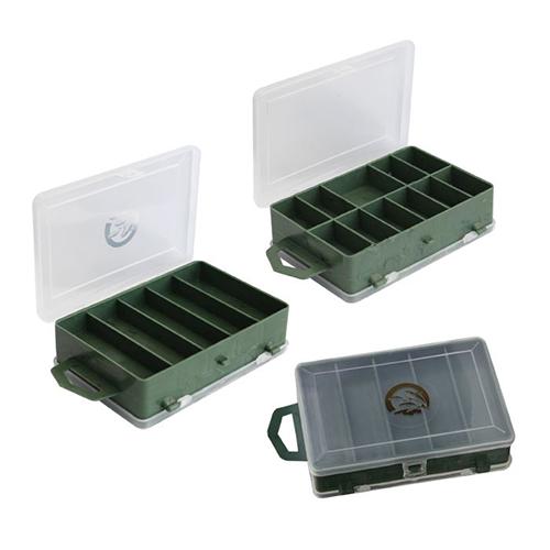 Коробка рыболовная Три кита ТК-11 8957103 115 x 85 x 35 мм