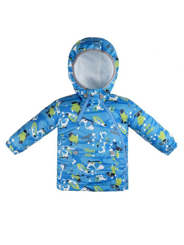 Куртка детская Reike Serf blue р.80 48