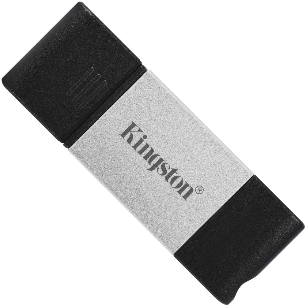 Флэш диск Kingston DataTraveler 80 (T80/64GB)