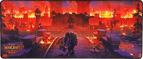 Игровой коврик Blizzard Warcraft 3: Reforged