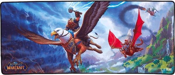 Игровой коврик World of Warcraft 15th Anniversary Gryphon Rider Blizzard