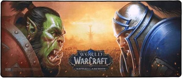 Игровой коврик World of Warcraft Battle for Azeroth Blizzard