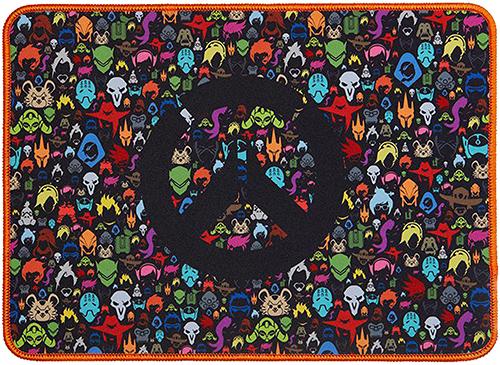 Игровой коврик Overwatch Character Icon Blizzard