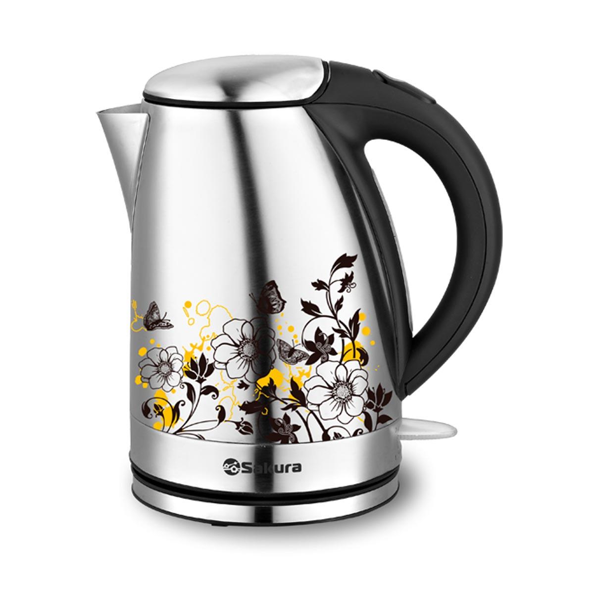 Чайник электрический Sakura SA 2118SC