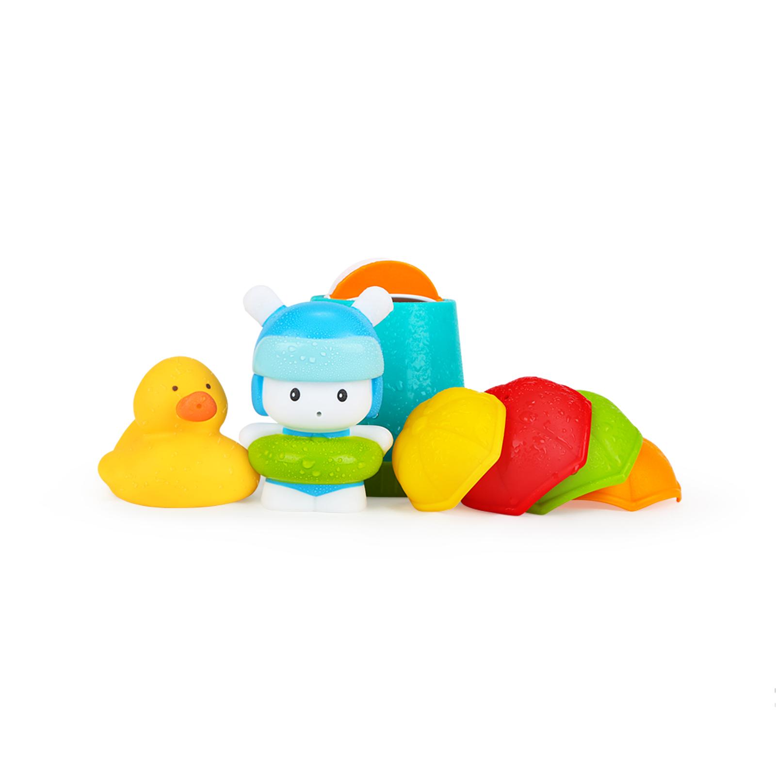 Купить Набор игрушек для ванны Xiaomi Mijia Mitu Hape Happy Play, 6 шт., Игрушки для купания