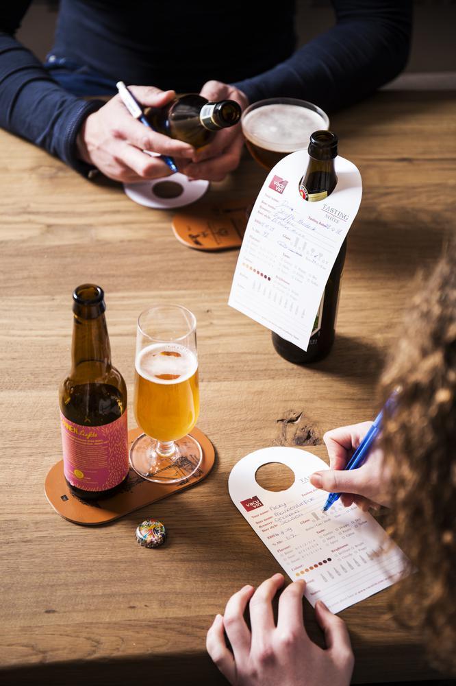 VV Набор дегустационных бокалов для пива