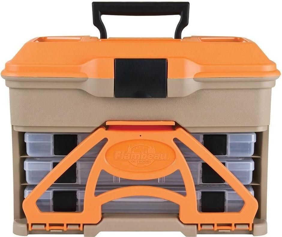Flambeau Ящик рыболовный Flambeau T3 Mini Frontloader ZERUST от Flambeau