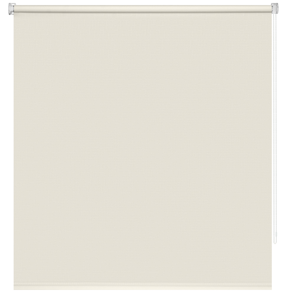 Рулонная штора Decofest Штора рулонная Апилера Кремово-бежевый 140x175 175x140 см