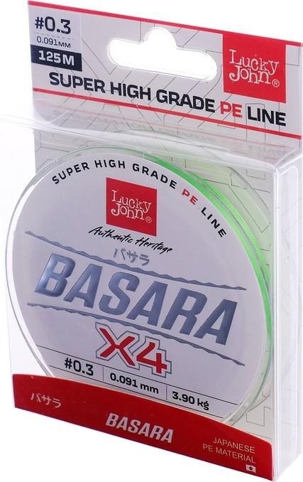 LUCKY JOHN BASARA LIGHT GREEN