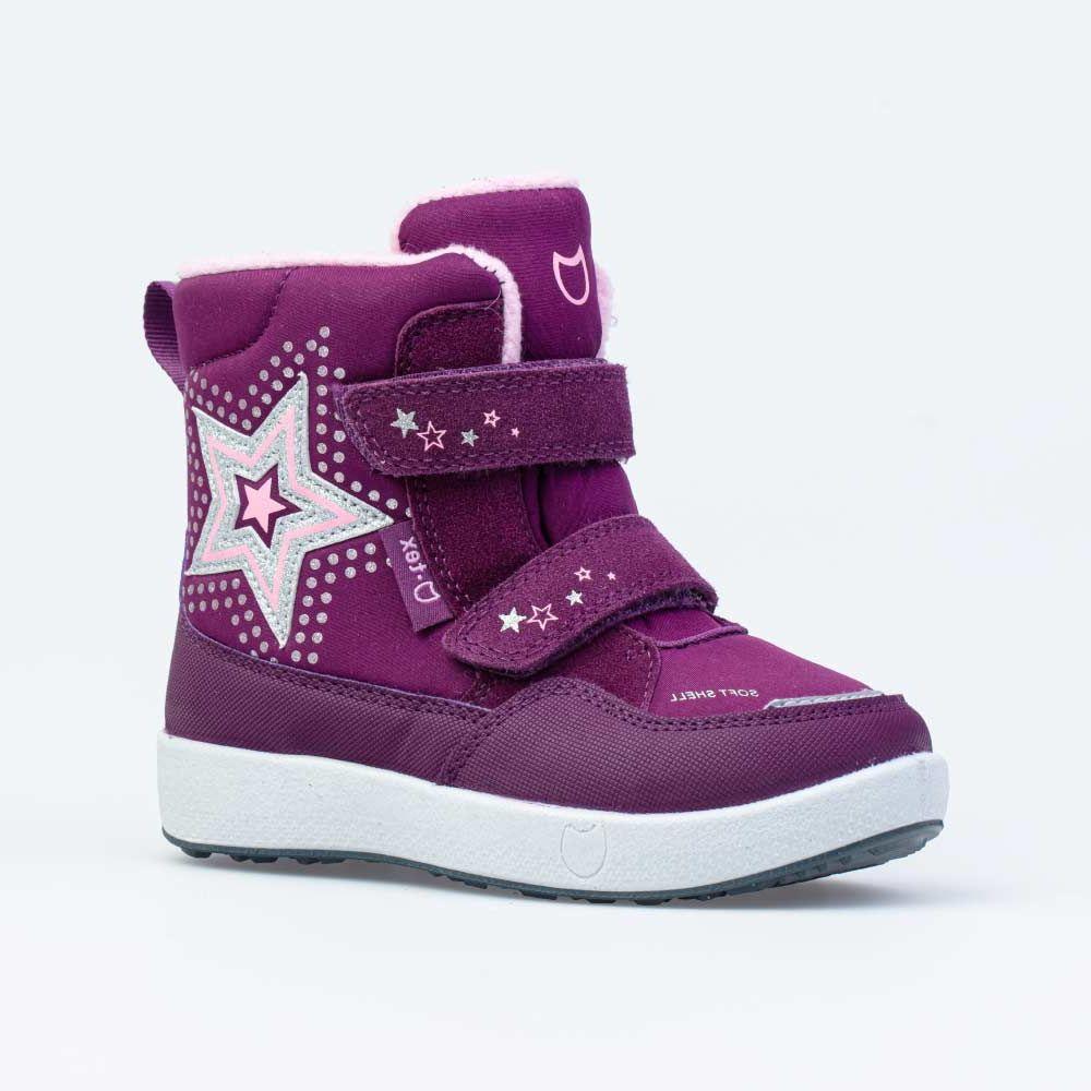Мембранная обувь для девочек Котофей 254983-41 р.25