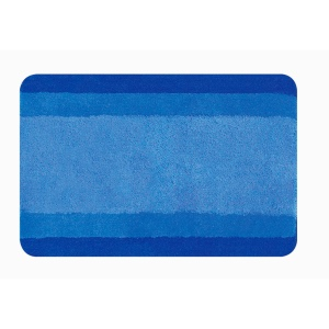 Коврик для ванной Balance синий, 60