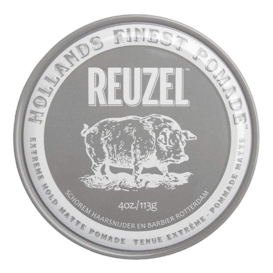 Матовая помада Reuzel суперсильной фиксации Extreme Hold