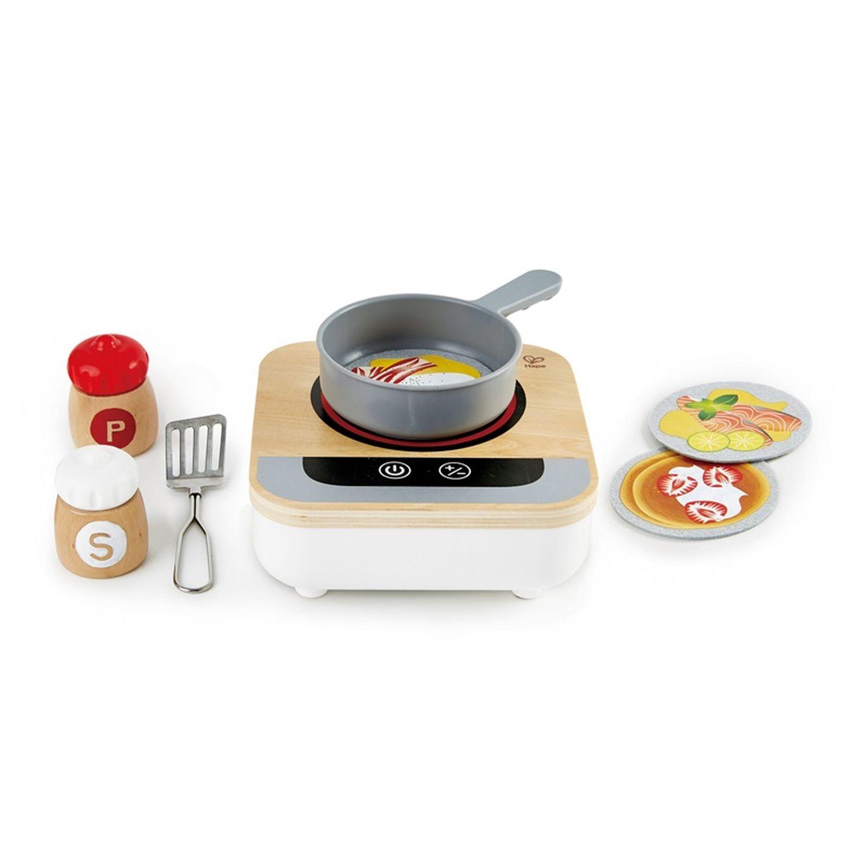 Игровой набор Плита со сковородой Hape E3164_HP