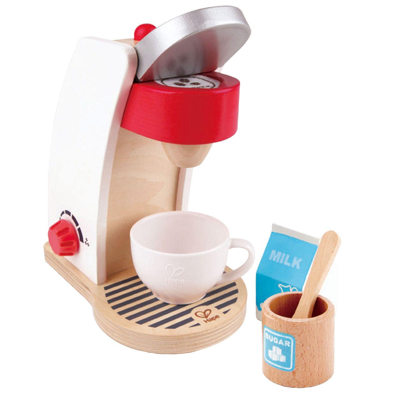 Игровой набор Моя кофемашина Hape E3146_HP