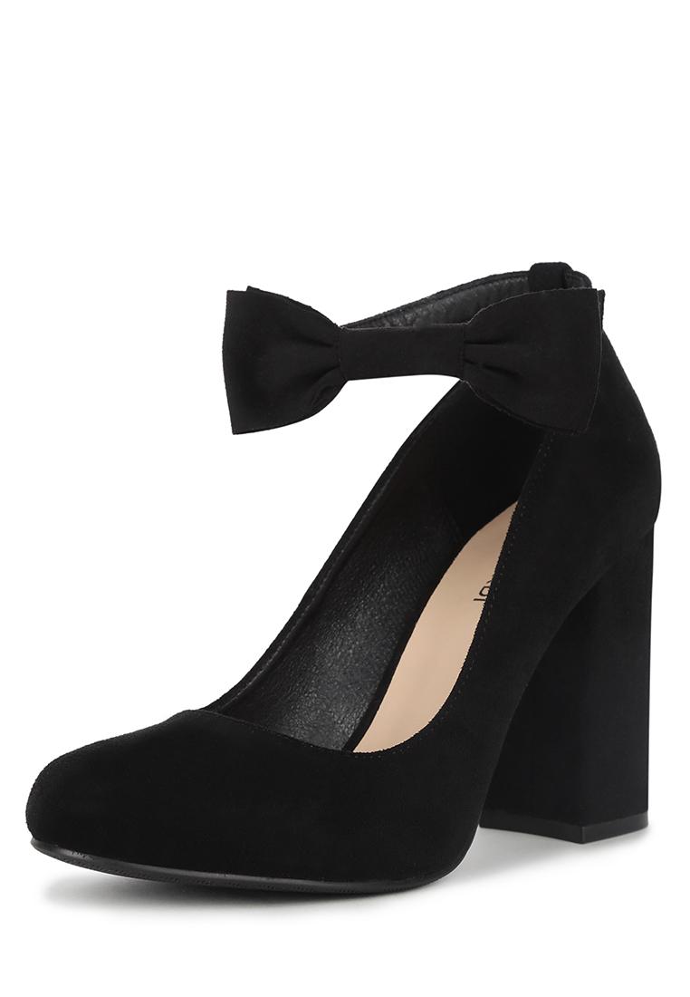 Туфли женские T.Taccardi JX20W-242 черные 37 RU
