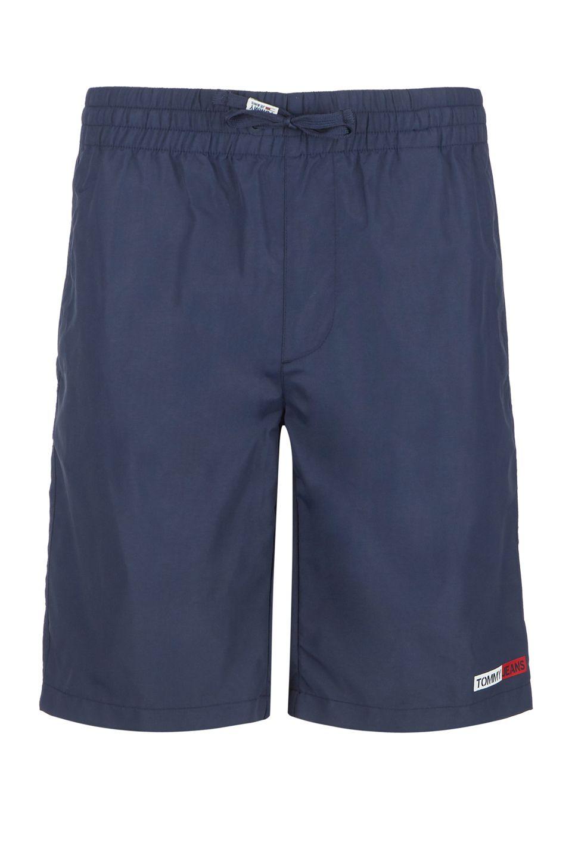 Повседневные шорты мужские Tommy Jeans DM0DM07938 C87 twilight navy синие S