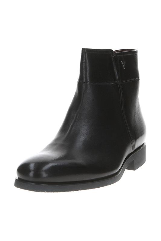 Ботинки мужские Mario Valentino 15797 черные 41 RU