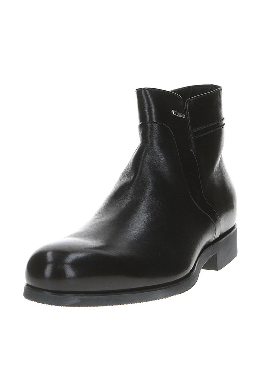 Ботинки мужские Mario Valentino 14712 черные 41 RU
