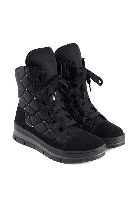 Ботинки женские Jog Dog 14047 черные 38 RU фото