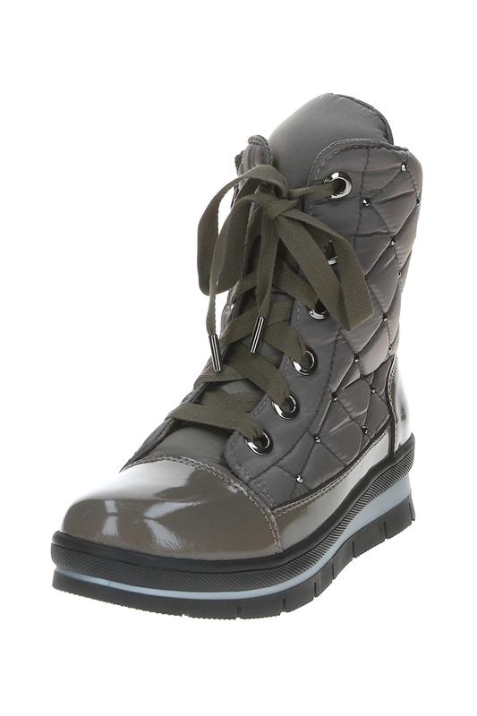 Ботинки женские Jog Dog 14047 бежевые 38 RU фото
