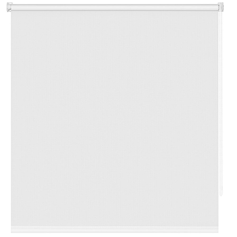 Рулонная штора Decofest Миниролл Апилера Белый 60x160
