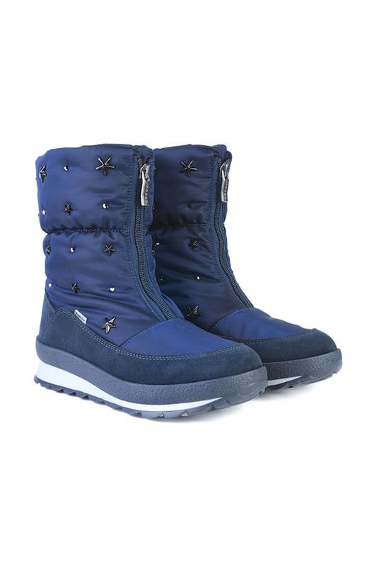 Сапоги женские Jog Dog 1128 синие 36 RU