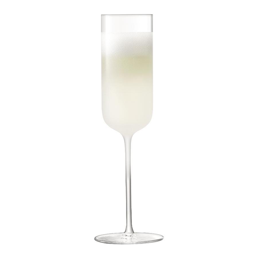 Набор из 2 бокалов флейт для шампанского