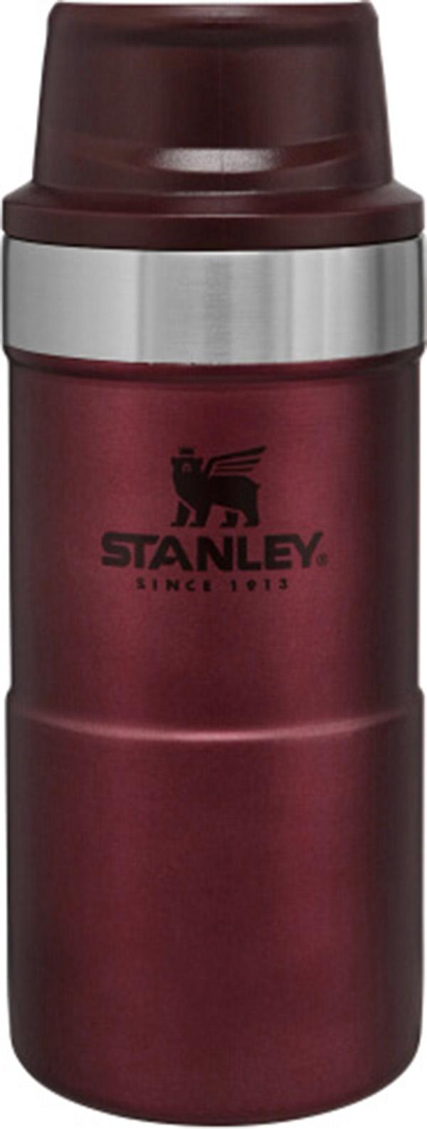 Термокружка Stanley Classic One Hand 2.0 0,35 л красная