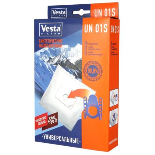 Пылесборник Vesta filter UN 01 S 4шт
