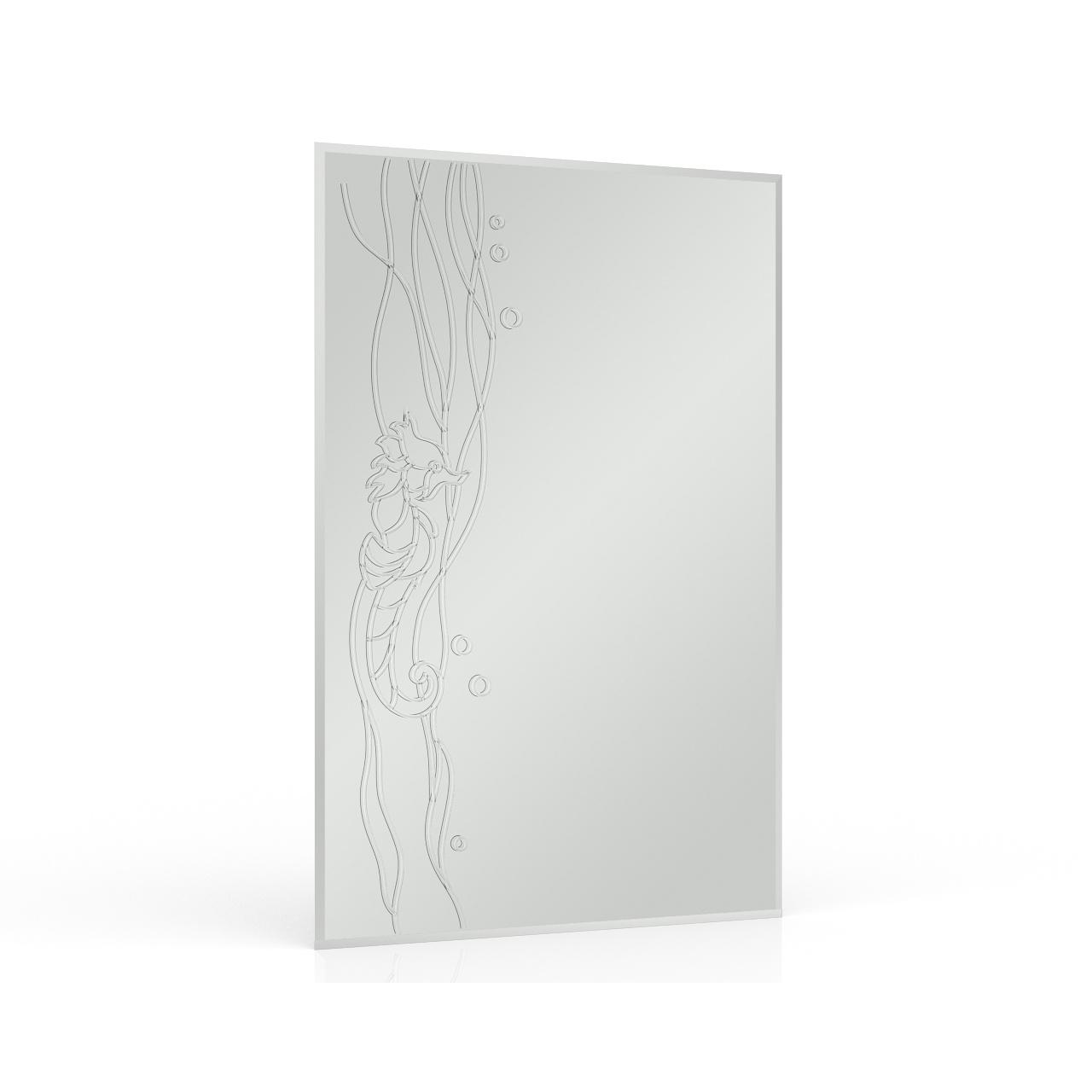 Зеркало ЕвроЗеркало В 224, 40х60 см.,
