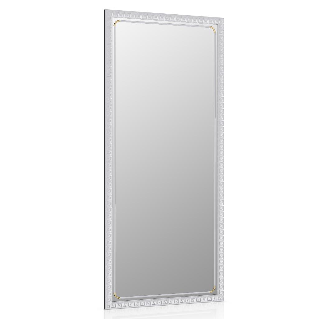 Зеркало ЕвроЗеркало 119С металлик, греческий орнамент, 45х100