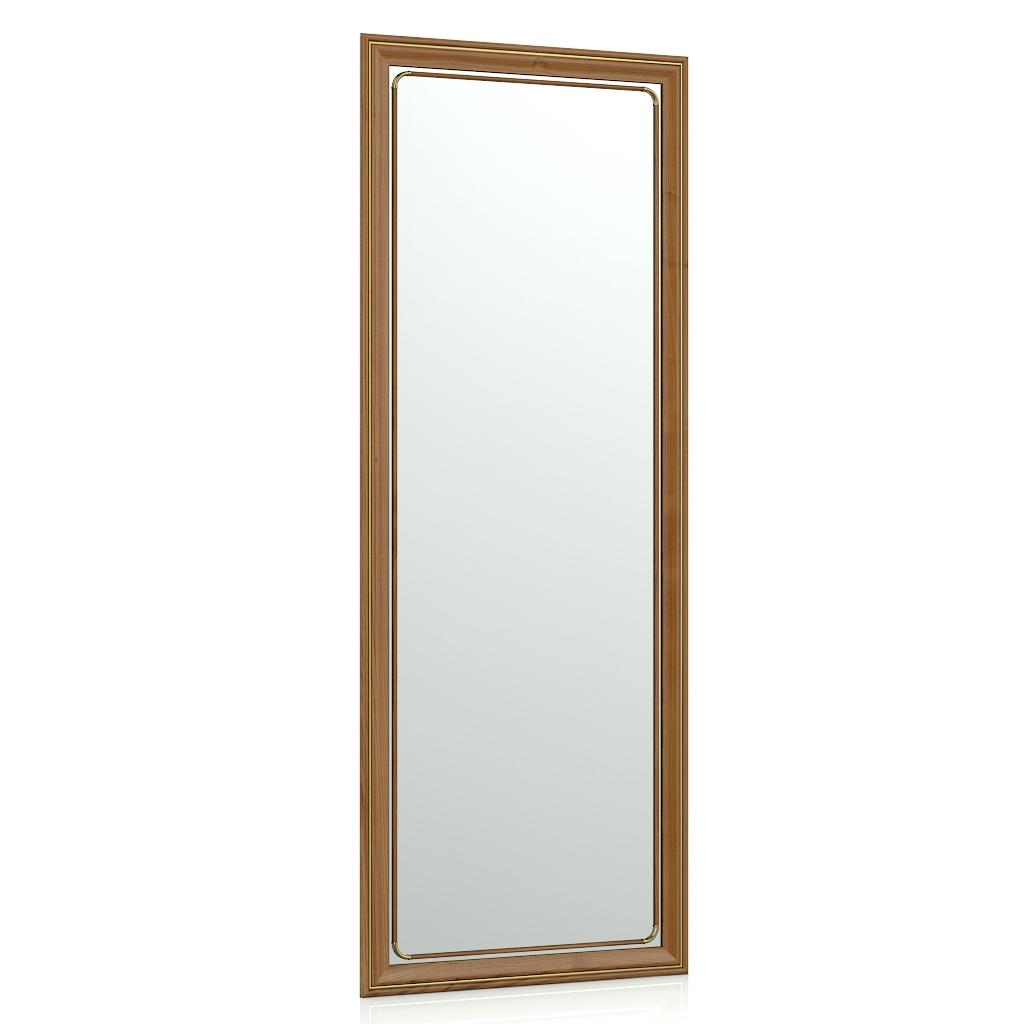 Зеркало ЕвроЗеркало 118С тёмный орех, 50х130 см